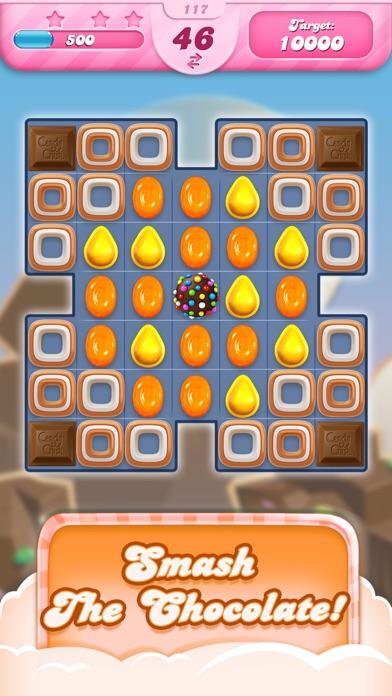 Candy Crush Saga screenshot four