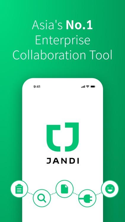 JANDI: Team Collaboration Tool