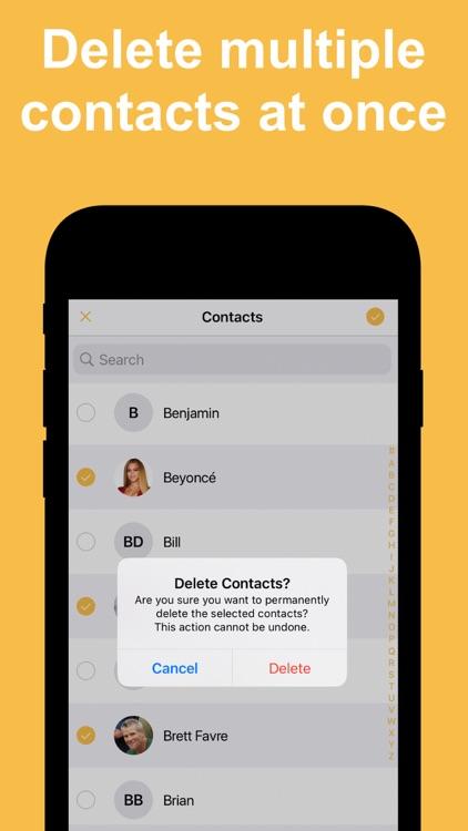Contact Groups - Text & Email screenshot-4