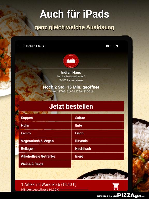 Indian Haus Immenhausen screenshot 7