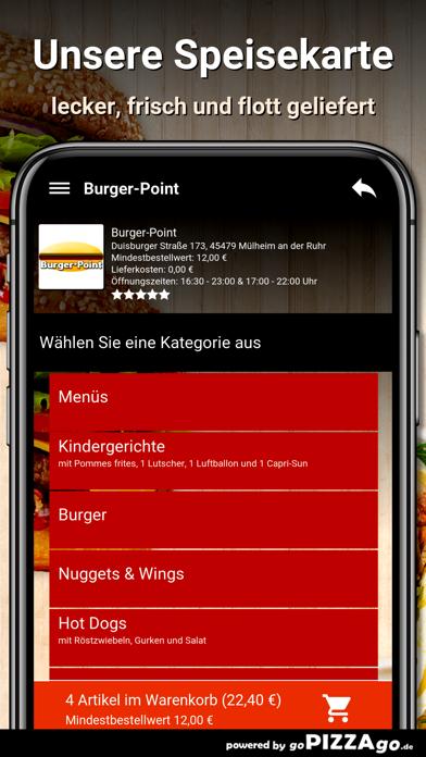 Burger-Point Mülheim screenshot 4