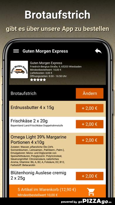 Guten Morgen Express Wiesbaden screenshot 6