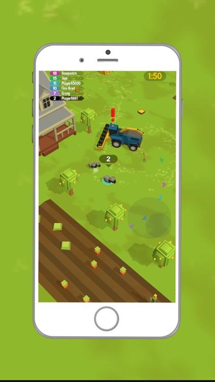 Sheep Frenzy - Farm Brawl screenshot-4