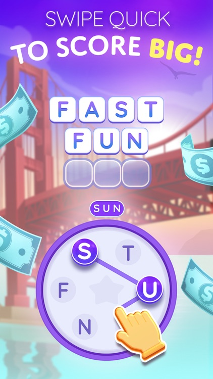 Word Star - Win Real Prizes