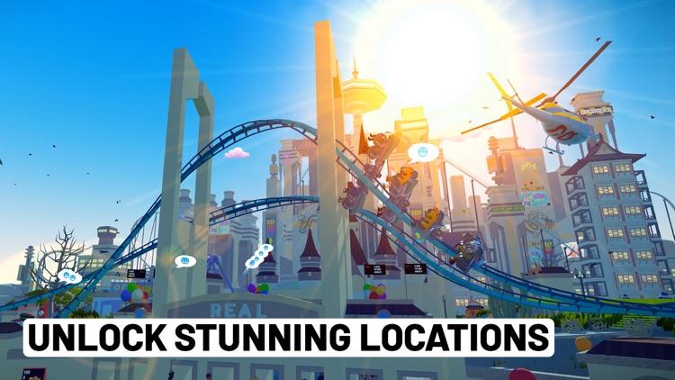 Real Coaster: Idle Game screenshot-3