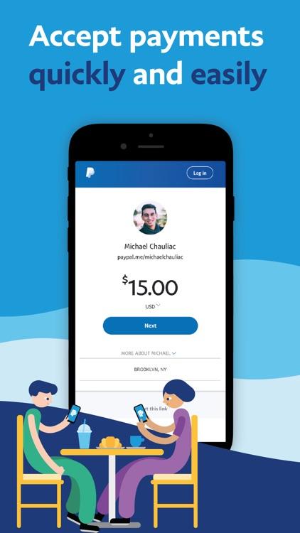 PayPal: Mobile Cash screenshot-6