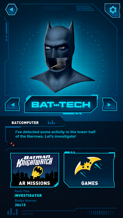 DC: Batman Bat-Tech Edition screenshot 1