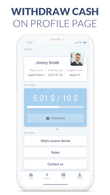 Million Steps - Earn Money App