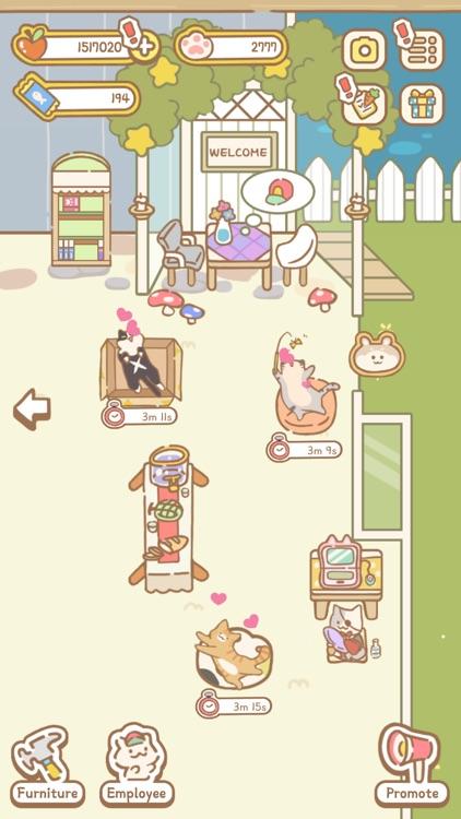 Cat Spa screenshot-3