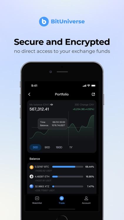 BitUniverse Pro screenshot-4