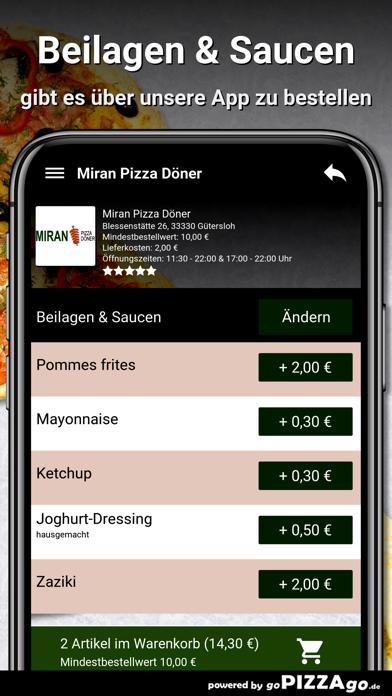 Miran Pizza Döner Gütersloh screenshot 4