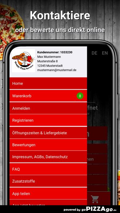 Happy Pizza Service Merseburg screenshot 3