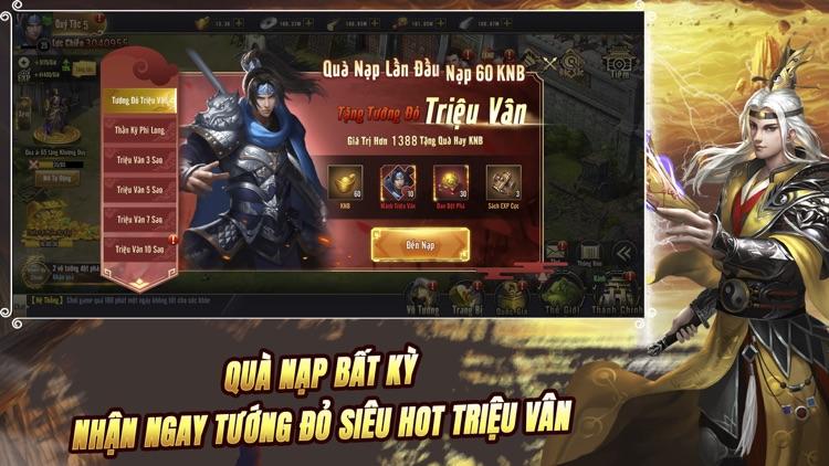 Tân Tam Quốc - iTap screenshot-5