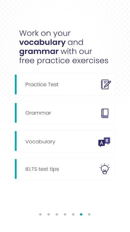IELTS Prep App - TakeIELTS.org screenshot-5