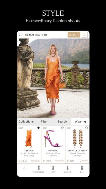 DREST: Fashion Styling Game
