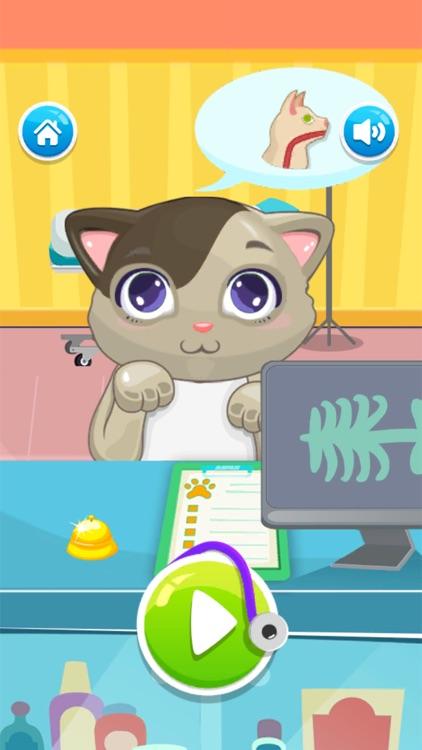 Little Dentist - Fun games screenshot-7