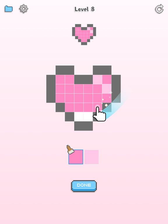Pixel Paint!のおすすめ画像3