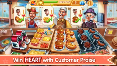 Cooking City - Restaurant Game free Gems hack