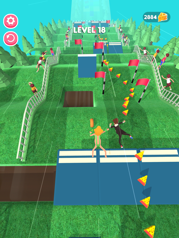 Cheese Chasers screenshot 10