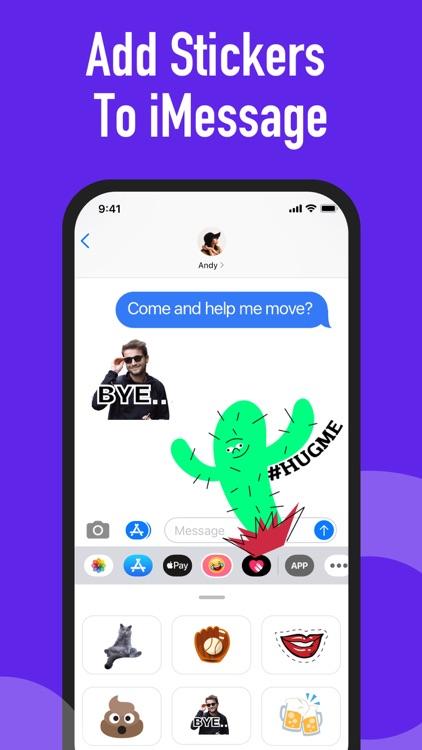 FancySticker-Stickers&Emojis screenshot-3