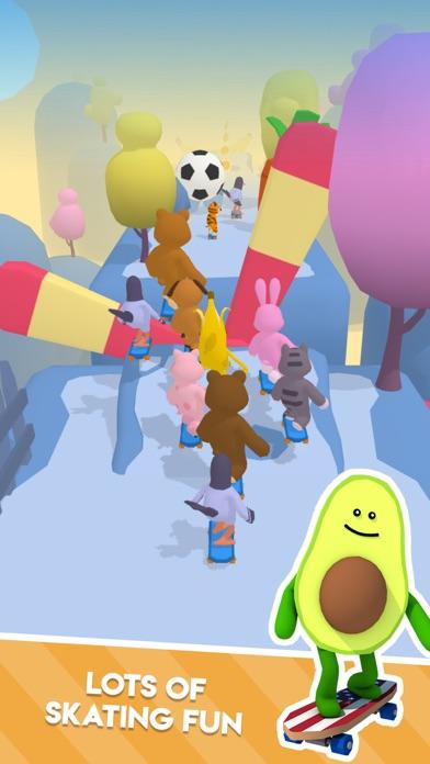 Skate Squad 3Dのおすすめ画像2