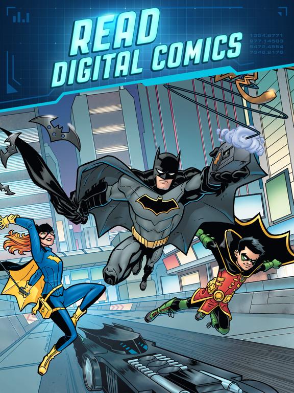 DC: Batman Bat-Tech Edition screenshot 13