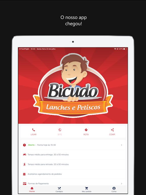 Bicudo Lanches screenshot 7