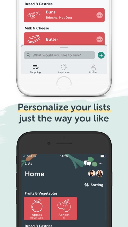 Bring! Shopping List & Recipes screenshot-5