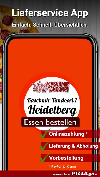 Kaschmir Tandoori 1 Heidelberg screenshot 1