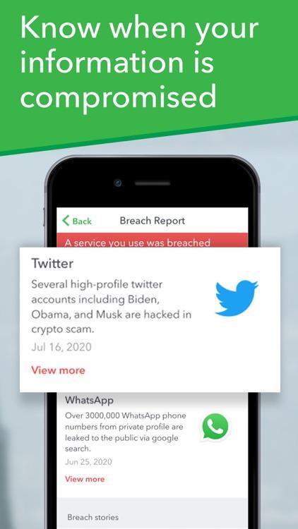 Mobile Security - Lookout screenshot-3