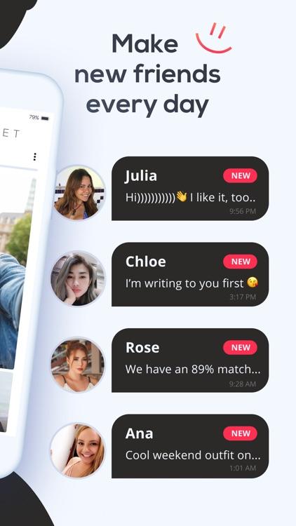 Dating App - Sweet Meet