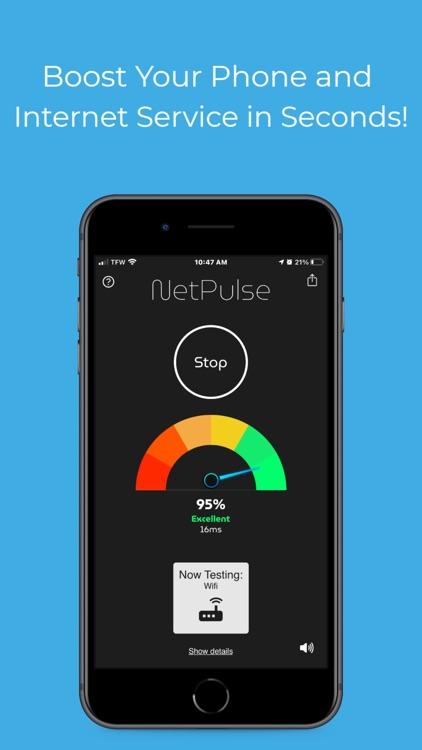NetPulse App