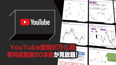 FX学習アプリ-チャート分析と実践トレード手法をプロが解説紹介画像5