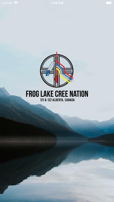 Frog Lake Cree Nation screenshot 1