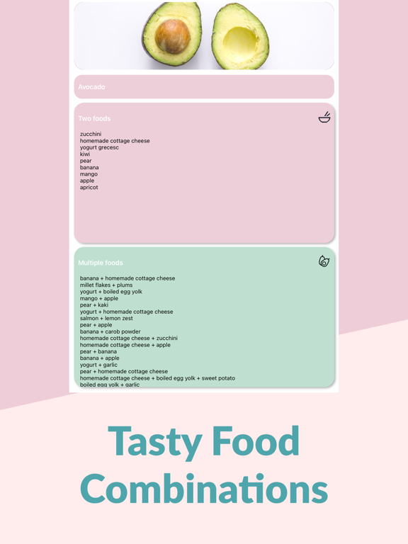 Baby Solids Food Tracker screenshot 7