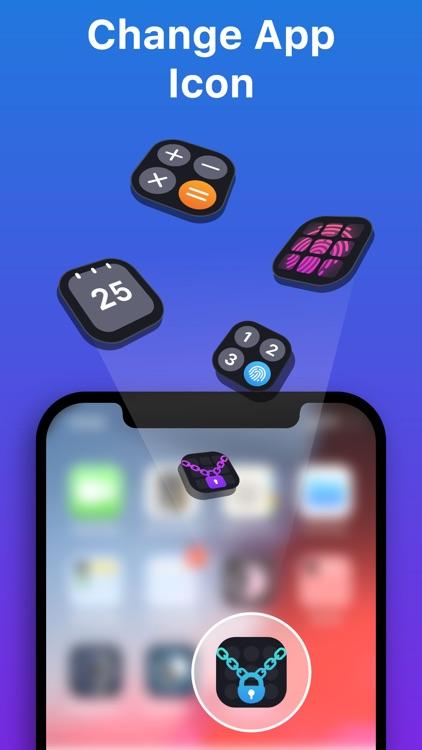 HideX: Photo Vault & App Lock