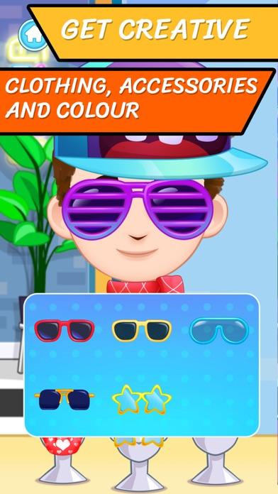 Hair Salon Hairstylist game screenshot 3