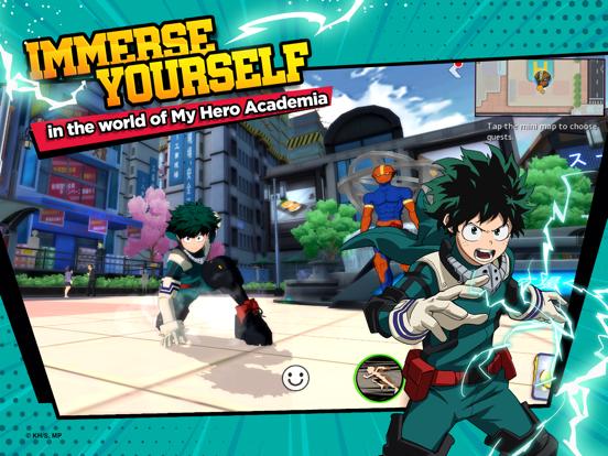MHA: The Strongest Hero screenshot 5