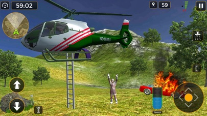 Rescue Helicopter Simulator 3D紹介画像1