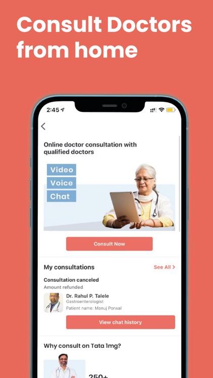 Tata 1mg - Healthcare App screenshot-3