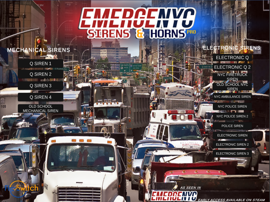 EmergeNYC Sirens & Horns Pro screenshot 9