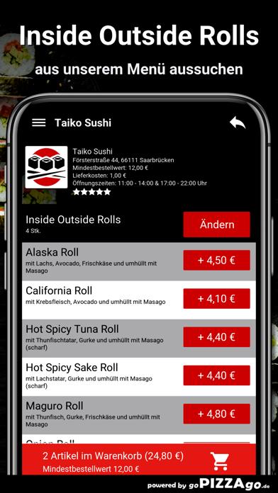 Taiko Sushi Saarbrücken screenshot 5