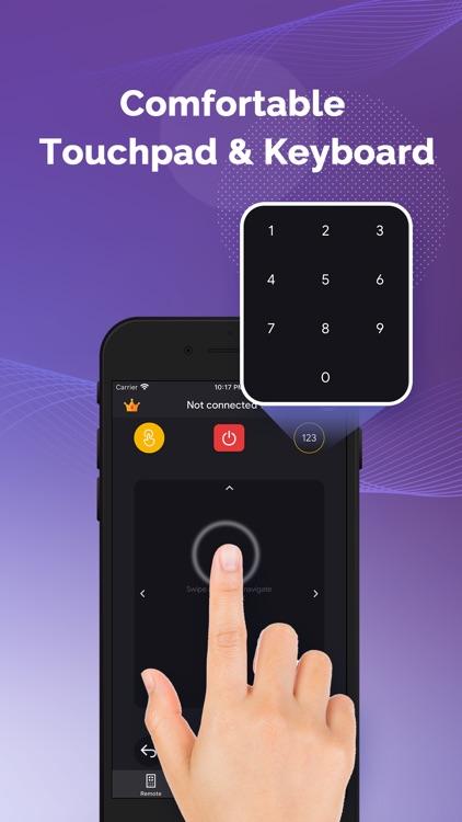 Universal Remote : Control TV screenshot-3