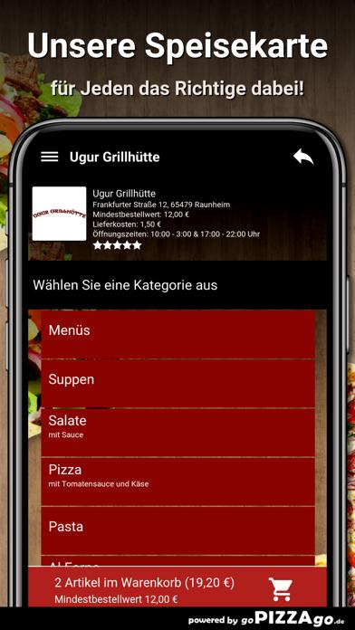 Ugur-Grillhütte Raunheim screenshot 4