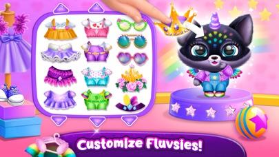 Fluvsies Pocket World screenshot 2