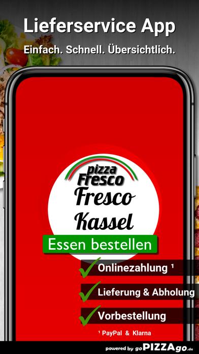 Pizza Fresco Kassel screenshot 1