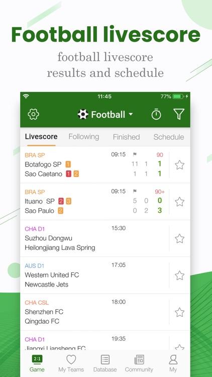 Goaloo-Football Live Scores