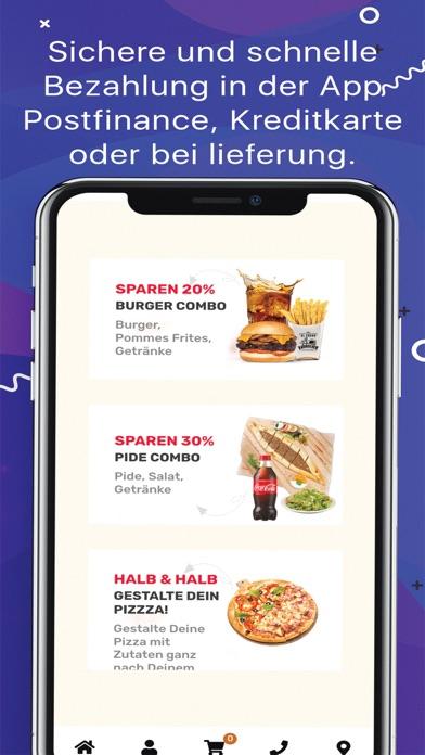Screenshot 3 of Al Forno - Pizzeria App
