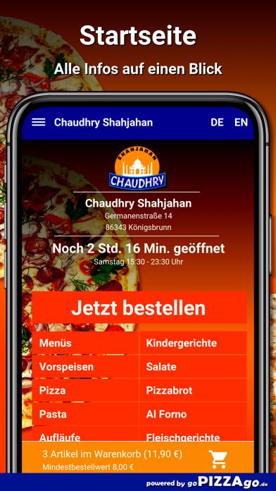 Shahjahan Königsbrunn screenshot 2