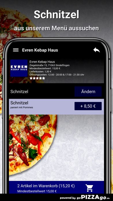 Evren Kebap Haus Sindelfingen screenshot 5